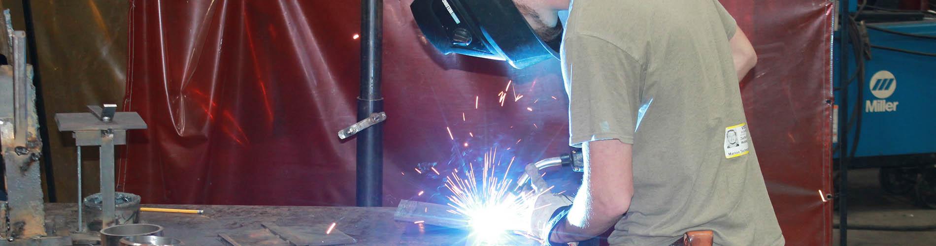 advanced welding marion tech