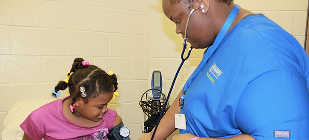 marion tech medical assistant program
