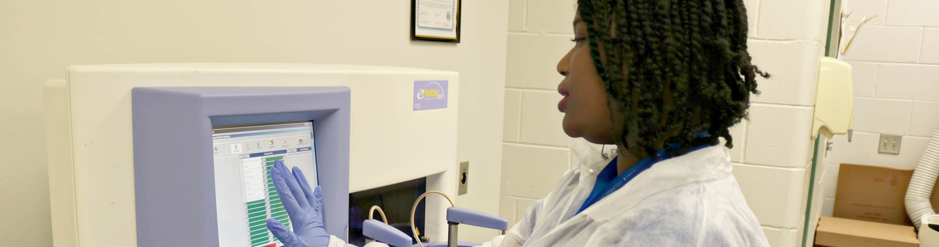 Medical Clinical Lab Technician-marion technical college